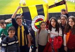 Fenerbahçeden çocuklar için özel açıklama