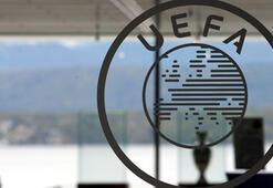 Almanya, UEFA'ya bayrak açtı