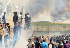 Filistin 'dönüş hakkı' dedi