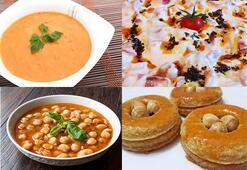 Günün iftar menüsü: 12. gün