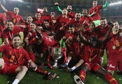 Galatasaraya kupadan 7 milyon 350 bin lira gelir