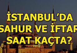 17 Mayıs İstanbul sahur ve iftar vakitleri Cuma günü İstanbulda sahur saat kaçta