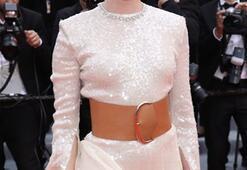 Cannes Film Festivaline katıldı