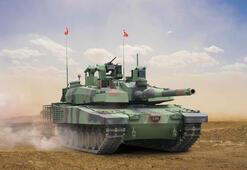 Altay tankı ASELSAN tarihine geçti