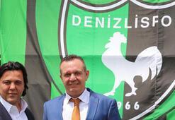 Denizlispora yeni sponsor
