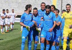 Altay - Birevim Elazığspor: 4-0
