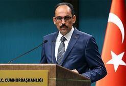 Cumhurbaşkanlığı Sözcüsü Kalın, sürgün edilen Kırım Tatarlarını andı