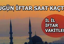 Bugün iftar saat kaçta 18 Mayıs İstanbul ve Ankara iftar vakti