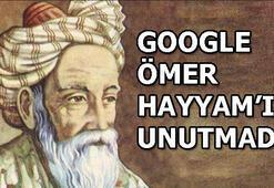 Ömer Hayyam kimdir Google, Ömer Hayyamı unutmadı