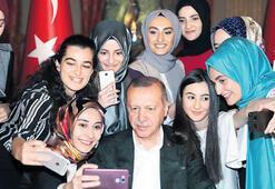 Erdoğan gençlerle buluştu: 'Hemşehrilerim gereğini yapacaktır'