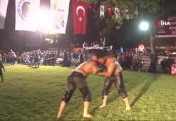 19 Mayıs Yağlı Güreşleri Kartal sahilinde gerçekleştirildi