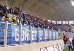 Adana Demirspor taraftarlarından tam destek