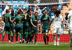 Real Madrid-Real Betis: 0-2