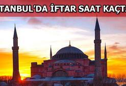 İstanbulda iftar saat kaçta 20 Mayıs İstanbul iftar vakti