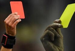 Spor Toto 1. Ligde kart raporu