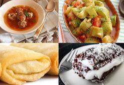 Günün iftar menüsü: 16. gün