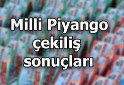 19 Mayıs Milli Piyango sonuçları Bilet sorgulama ekranı