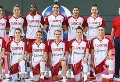 A Milli Basketbol Takımı, Slovenyaya gitti