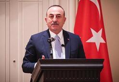 Bakan Çavuşoğlu: İyi ve kötü terörist ayrımı yapılamaz