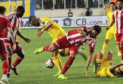 MKE Ankaragücü - Sivasspor: 3-1