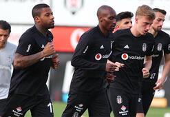 Beşiktaşta Kasımpaşa hazırlıkları başladı