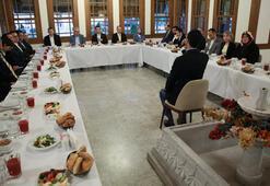 Washingtondaki Türk heyeti DCAdeki iftara katıldı
