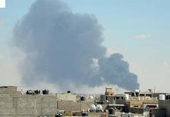 UMHdan Hafter güçlerine hava saldırısı