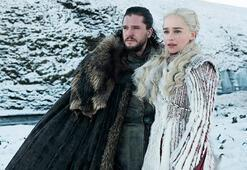 Game of Thrones finaline Jon Snow damga vurdu