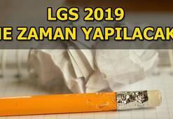 LGS hangi tarihte gerçekleştirilecek 2019 LGS giriş belgesi yayımlandı mı