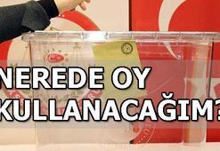 Nerede oy kullanacağım (YSK seçmen sorgulama) 23 Haziran İstanbul Yerel Seçimleri