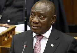 Ramaphosa yeniden devlet başkanı seçildi