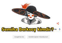 Semiha Berksoy kimdir İlk Türk kadın opera sanatçısı Google ana sayfasında