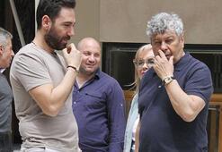 Lucescu trafiği kilitledi