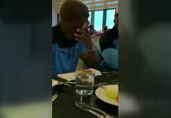 Abdülkadir Parmak Anthony Nwakaemeye oruç şakası yaparsa...