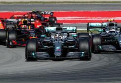 Formula 1de heyecan Monacoda sürecek