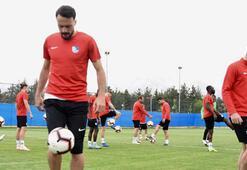 Erzurumsporda Kayserispor maçı hazırlıkları