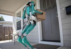 İnsan gibi yürüyen otonom teslimat robotu: Digit