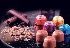 Çikolataya hücum