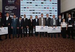 7. GİV Girişimcilik Ödülleri törenle sahiplerini buldu
