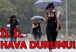Hava durumu nasıl olacak Ankara - İstanbul - İzmir hava durumu tahminleri