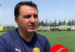 Mustafa Kaplan: Kim gol atarsa çeyrek altın verdik