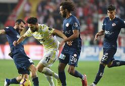 Fenerbahçe ile Antalyaspor 46. randevuda