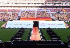 Galatasaray 22. şampiyonluğunu kutladı