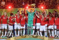 Bayern Münih finalde gol yağdırdı