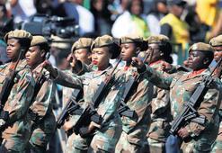 Güney Afrika'da yeni dönem
