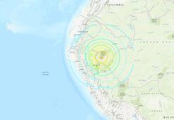 Son dakika: Dünya 8 büyüklüğünde deprem ile sarsıldı Dört ülkede hissedildi