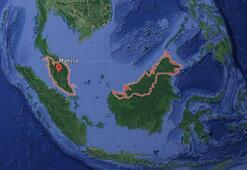 Malezyanın kuzey kara sularına giriş ve çıkış yasağı konuldu