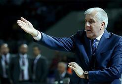Obradovic: Üçüncü maçı kazanıp, yarı finale yükseleceğiz