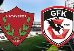 Hatayspor Gazişehir Gaziantep maçı ne zaman saat kaçta hangi kanalda 1. Lig play-off finali