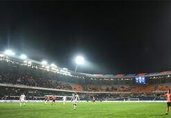 Hatayspor-G.Gaziantep maçı Fatih Terim Stadında